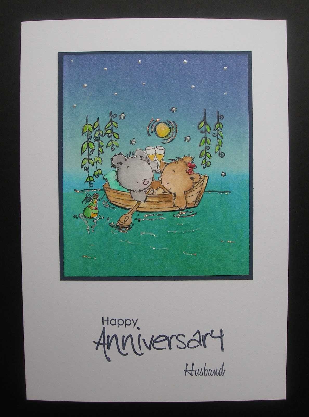 Cards by Aardvark: Happy Anniversary