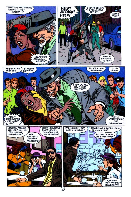 Deathstroke (1991) Issue #14 #19 - English 8