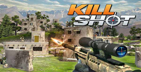 Kill Shot Apk Mod v2.3 (unlimited coin, All unlocked)