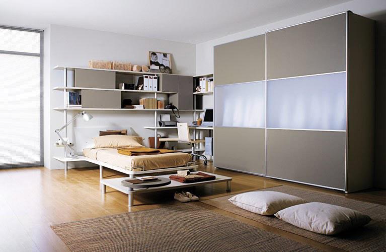 Muebles y decoraci n de interiores dormitorios de dise o alem n - Muebles de cocina alemanes ...