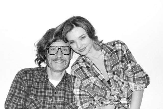 Miranda Kerr by Terry Richardson, December 2012