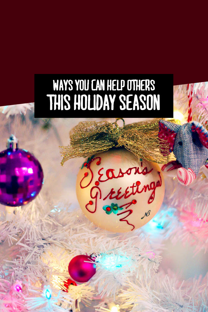 A list of ways to help others this holiday season the meaning of a list of ways to help others this holiday season the meaning of christmas m4hsunfo