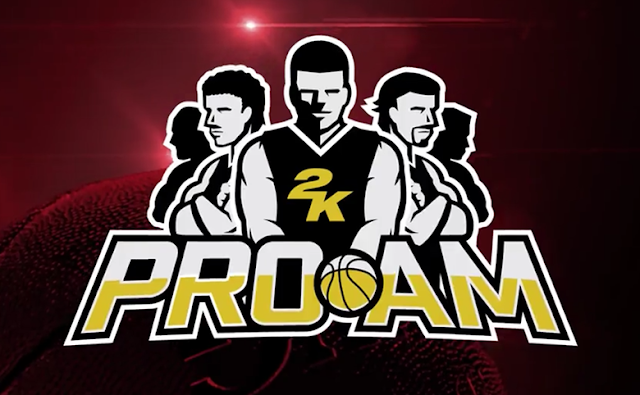 NBA 2K16 2K Pro-Am Mode