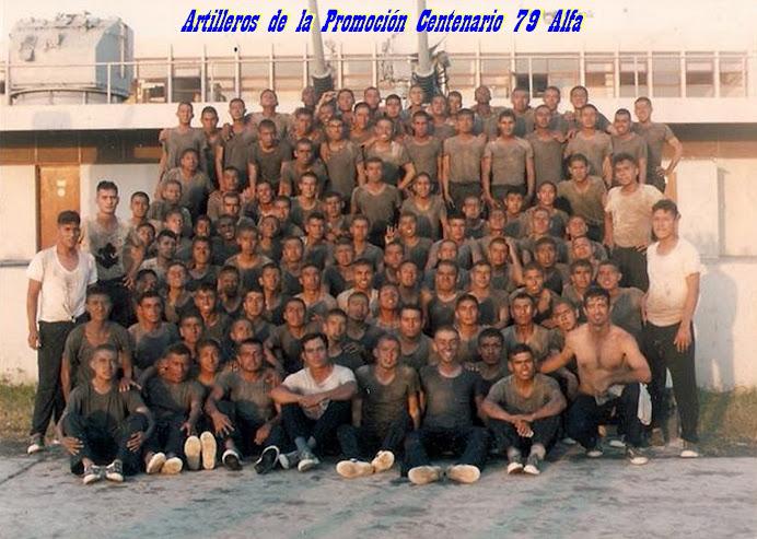 PRIMER CAMPEONATO RELAMPAGO DE FULBITO 79 ALFA