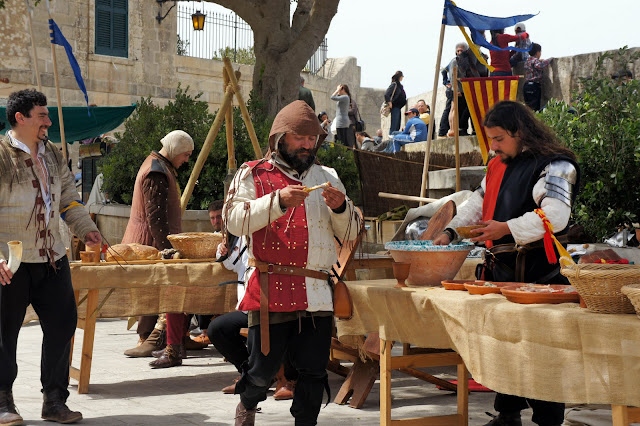 mdina medieval festival 2012, malta