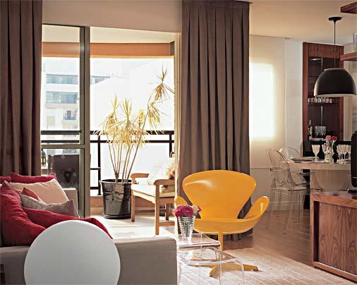 Sala De Estar Facebook ~ Mesmo com espaços pequenos é possível ter um ambiente bonito e