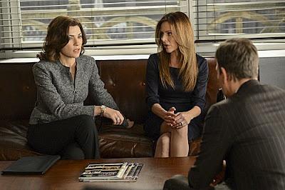 The Good Wife S04E17. Invitation To A Inquest