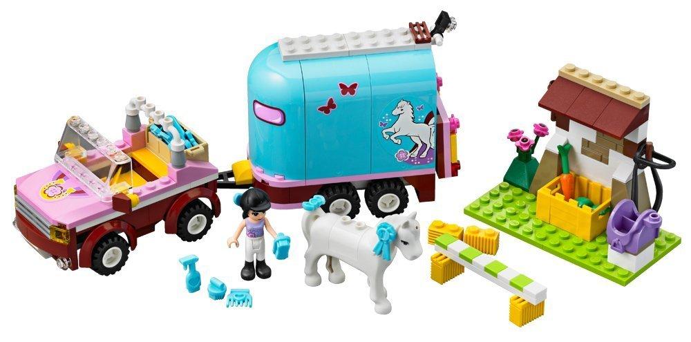 Lego Friends Emmas Horse Trailer 3186 My Lego Style