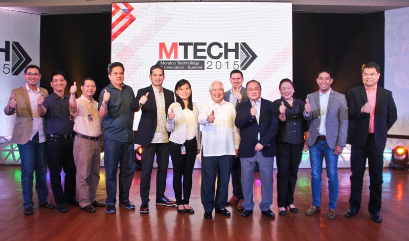 Meralco MTECH 2015