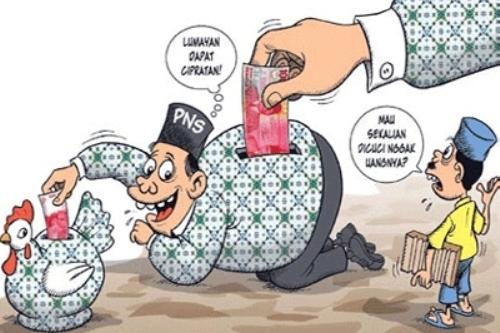 Agar Tak Korupsi, KPK Usul Gaji PNS Dinaikkan