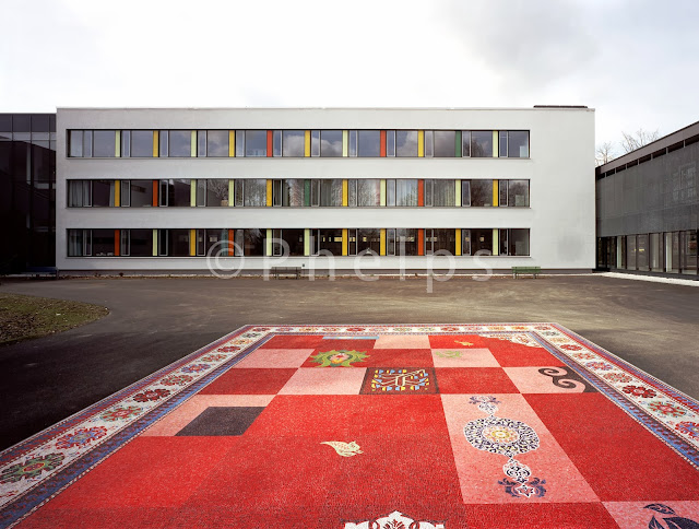 Gymnasium Vöcklabruck - Arch. Gärtner-Neururor - Foto Andrew Phelps