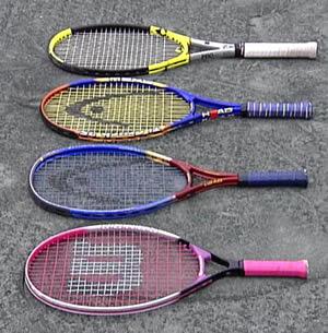 Melhores raquetes de tênis