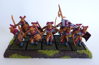 Easterling swordsmen