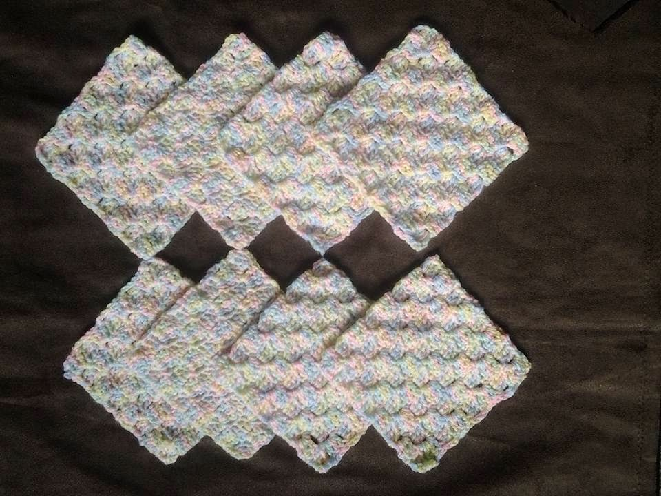 Knitting Pattern For Bonding Squares : Glasgow Fort Stitch N Bitch: May 2015