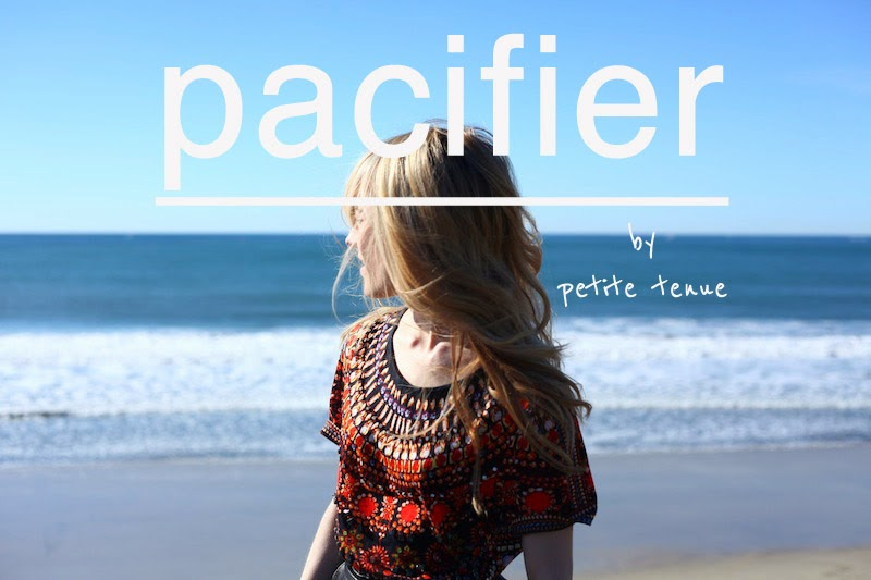 pacifier by petite tenue