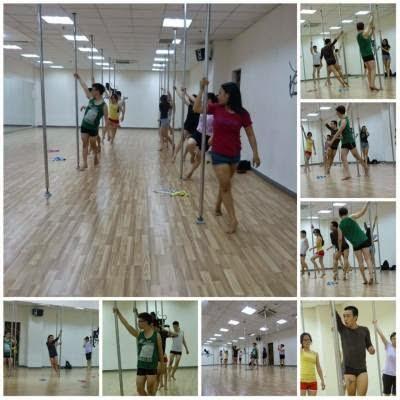 Múa cột bộ môn thể dục đang được yêu thích nhất Việt Nam
