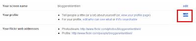 Blogger Flickr Üyelik ve Link Ekleme