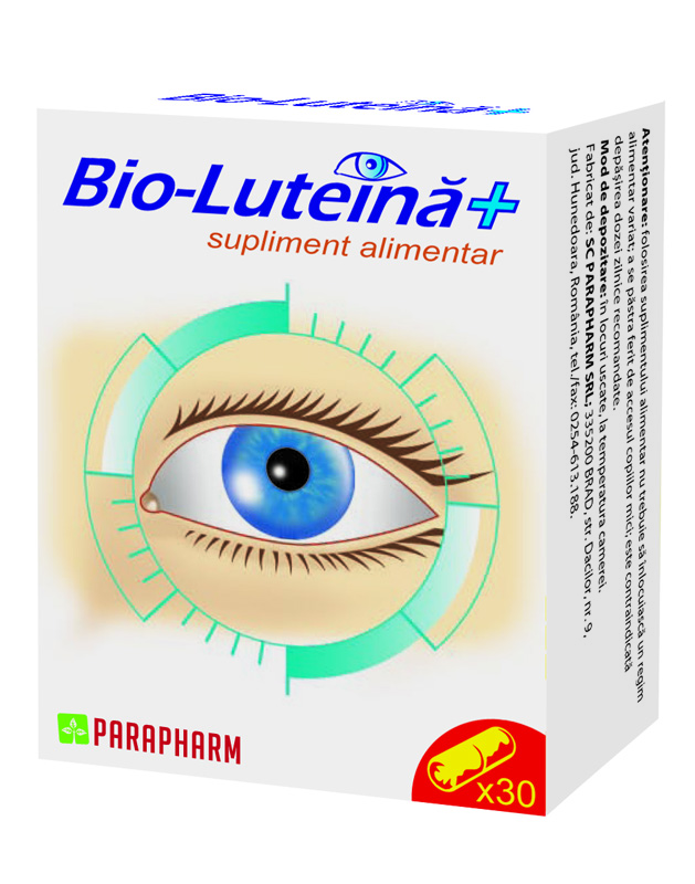 Bio-Luteina Plus capsule
