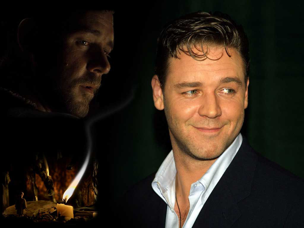 Russell Crowe WallpapersRussell Crowe Movies