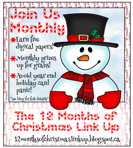 The 12 Months of Christmas Link-Up