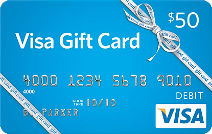Enter to win a $50 Visa Gift Card. Ends 1/20.