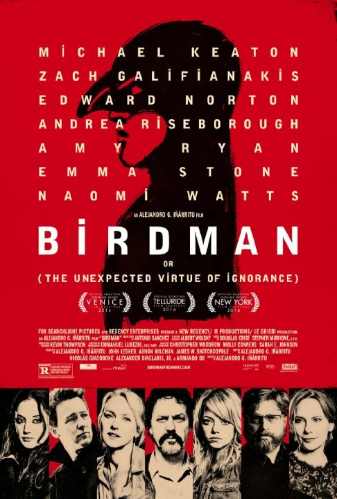 Ver Birdman o la inesperada virtud de la ignorancia (2014) Online