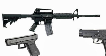Las pistolas sexuales p