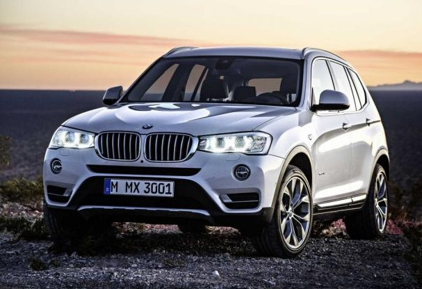 2017 bmw x3 release date new car release dates images and review. Black Bedroom Furniture Sets. Home Design Ideas