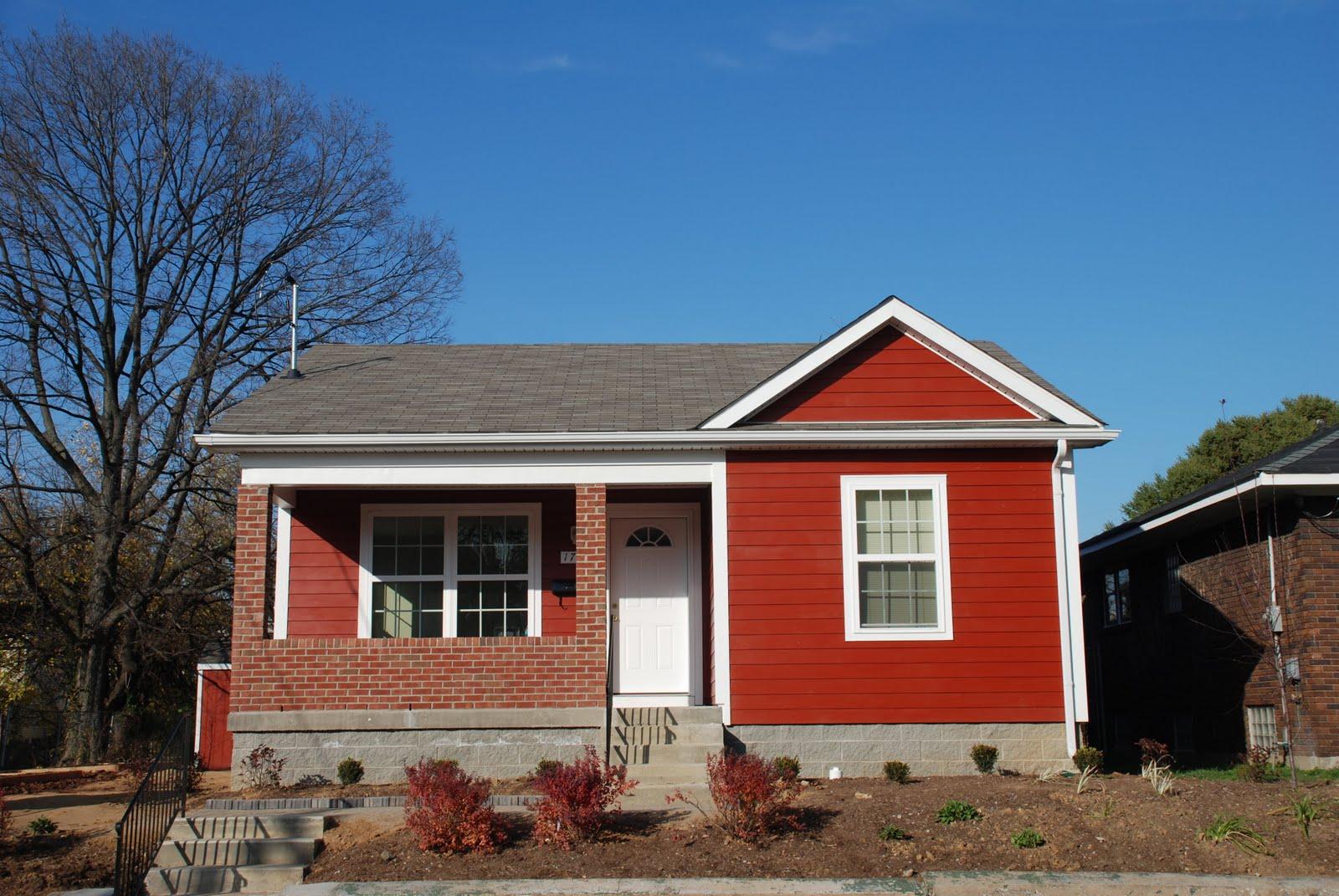 Aia ckc sponsored leed habitat home blog dedication tomorrow for Tomorrow homes
