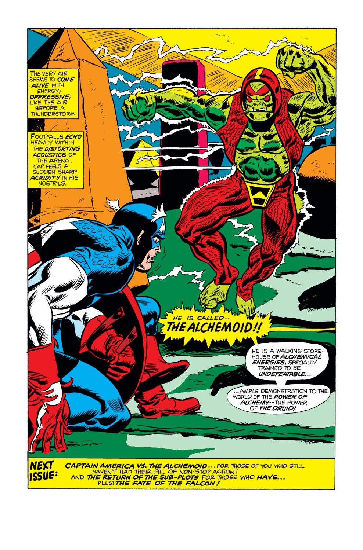 Captain America (1968) Issue #187 #101 - English 19