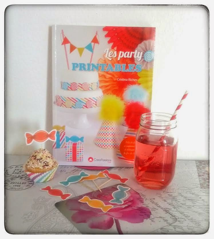 Les party printables de Cristina Riches
