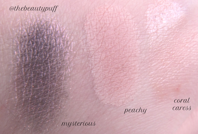 moody sisters skincare swatches - the beauty puff