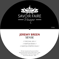 Jeremy Breen Sense Savoir Faire Musique