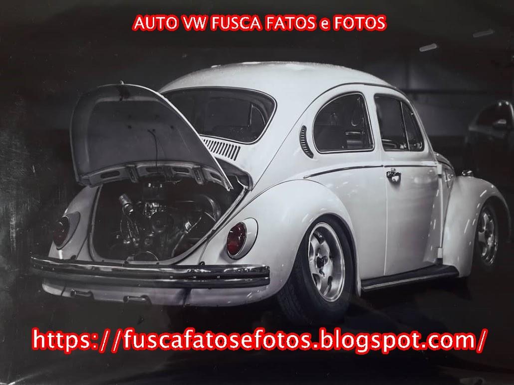Autos VW Fusca Fatos Fotos