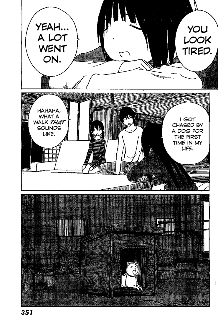 Flying Witch - Chapter 6