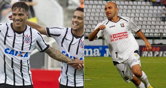 Corinthians vs Once Caldas en vivo