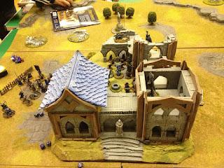 The Hobbit SBG - Dol Guldur Mirkwood Elven Ruins