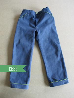Cisse, zonen 09