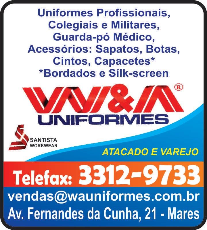 Uniformes em Salvador