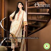 Orient Textile 3 Piece Chiffon Collection '15 VOL 3
