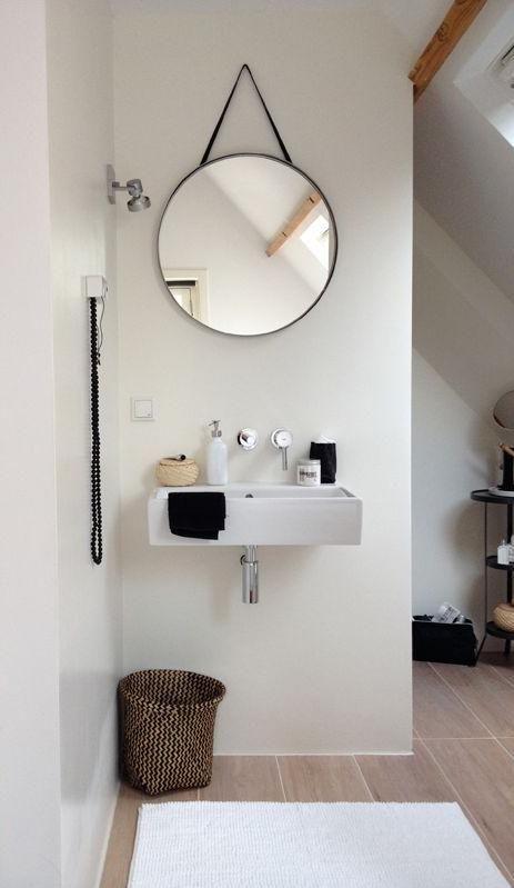 Coastal style bathroom styling - Racholas de bano ...