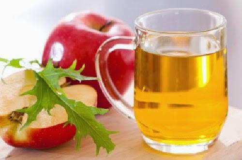 manfaat cuka apel dan madu