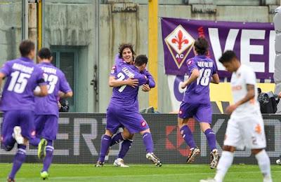 Fiorentina 3 - 0 AS Roma (1)