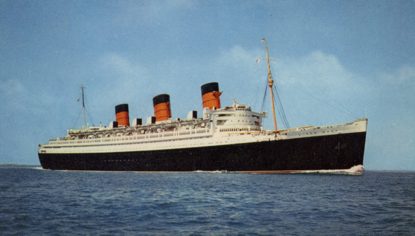 Queen Mary Long Beach Hours