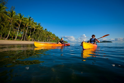 Kayaking, Tropical North Queensland