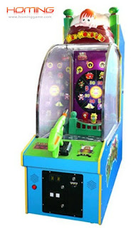 Bed Monsters,redemptiong ame machine,arcade game machine