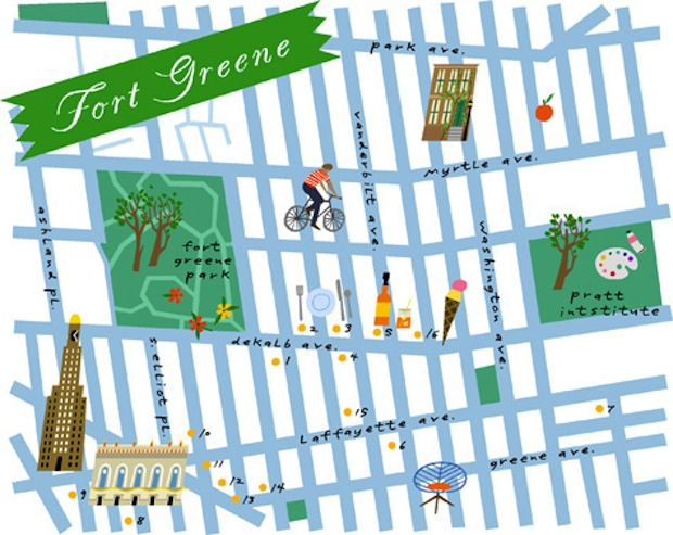 Bike Guide: Fort Greene