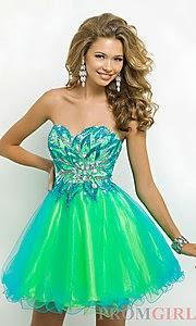 Nice Short prom dresses