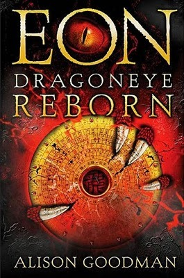 Eon: Dragoneye Reborn book cover