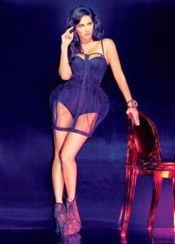 Sunny Leone Sizzling Hot Photoshoot For Energy Drink February 2015